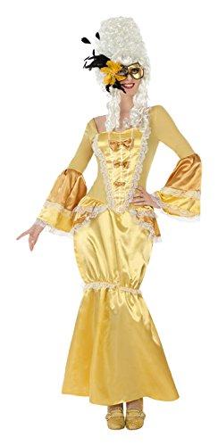 Französische Kurtisane Kostüm - ATOSA 17201 - Kurtisane, Damenkostüm, Größe