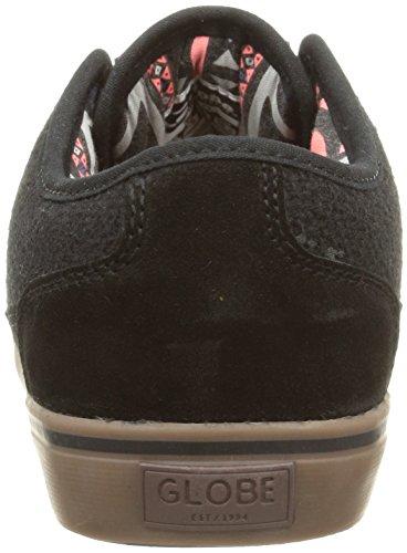 Globe Mahalo, Sneakers da Uomo Nero (10184)