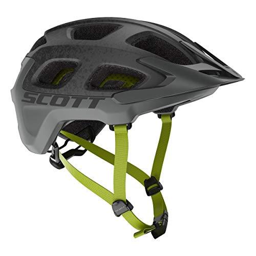Scott Vivo MTB Fahrrad Helm grau/gelb 2019: Größe: M (55-59cm)