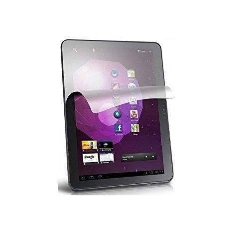 Displayschutzfolie Quality Display Schutzfolie Schutz Displayfolie Screen Protector Folie (für Samsung Galaxy Tab 2 10.1)