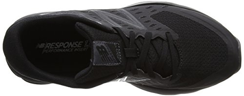 New Balance 490, Scarpe Sportive Indoor Donna Nero (Black/phantom)
