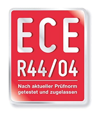 Osann Autositzerhöhung Booster Dream Plus, (15-36 kg), ECE Gruppe 2/3, von ca. 3 bis 12 Jahre, mit integrierter Gurtführung und Armlehnen