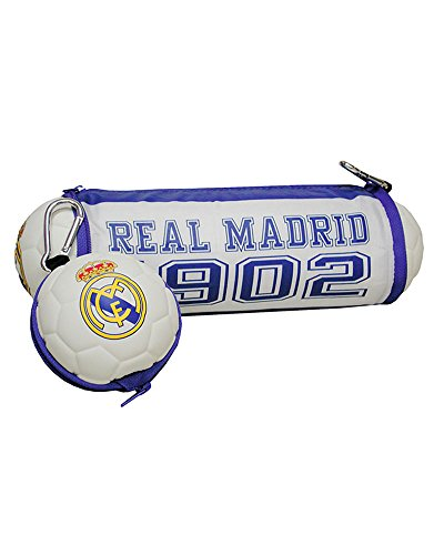 REAL MADRID CF® Portatodo Balón Plegable