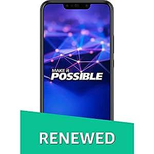 (Renewed) Huawei Nova 3i (Black, 4GB RAM, 128GB Storage)