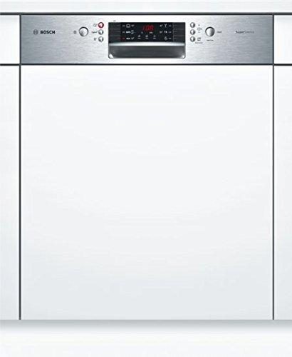 Bosch SMI46KS01E Fully built-in 13places A++ Stainless steel,White dishwasher -...