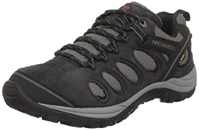 Merrell Chameleon 5 Gore-Tex®, Men's Trekking and Hiking Shoes, J39923, Black (Carbon), 12.5 UK