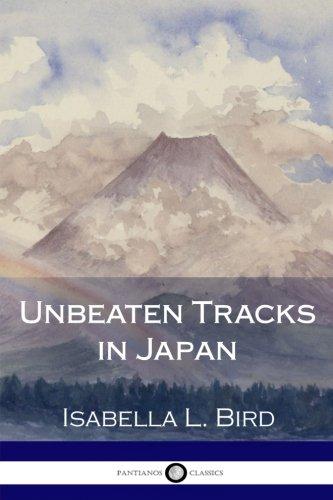 Books Unbeaten Tracks in Japan