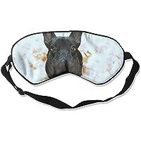 Cute Black Bulldog Sleep Eyes Masks - Comfortable Sleeping Mask Eye Cover For Travelling Night Noon Nap Mediation... preisvergleich bei billige-tabletten.eu