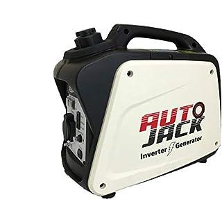 Autojack 1200w 4HP 4 Stroke Petrol Inverter Generator 240V