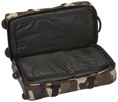Eastpak Koffer TRANVERZ M, 78 liter, 67 x 35.5 x 30 cm, Black (Vorgängermodell) Mehrfarbig (Camo)