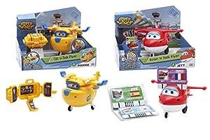 Giochi Preziosi UPW02000 Set de Juguetes Acción / Aventura - Sets de Juguetes (Acción / Aventura, 3 año(s), SuperWings, Niño/niña)