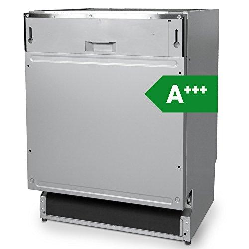 KKT KOLBE GS63VI Einbau Geschirrspüler vollintegrierbar / 60 cm / A+++ Energie sparend / EasyLift Oberkorb höhenverstellbar / flexible Platzaufteilung