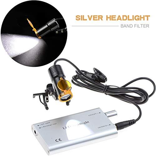 TT Dental DY-007 - Linterna frontal LED 5 W todos