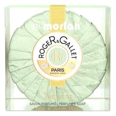 ROGER & GALLET Thé Vert Seife Kartonbox 100g