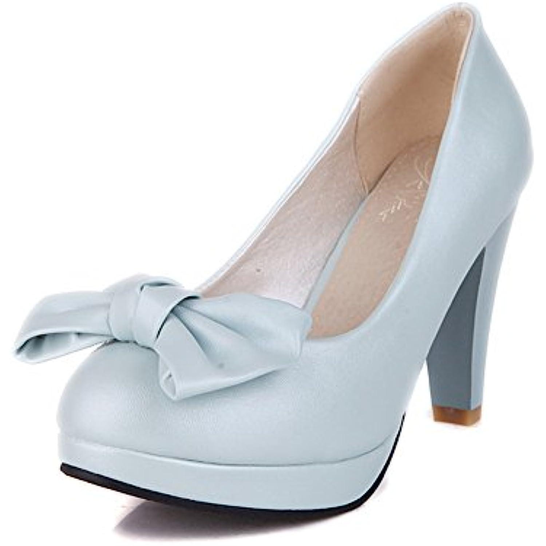 BalaMasa Escarpins pour Femme APL06140 Bleu, 44.5 EU, APL06140 Femme - B01JD5WNP2 - fee5dd