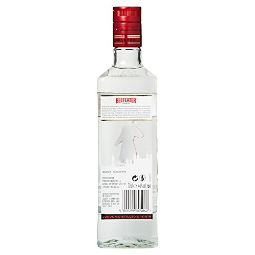 Beefeater London Dry Gin Ginebra - 700 ml