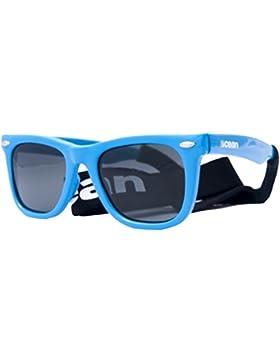 OCEAN SUNGLASSES - Cape Town - lunettes de soleil polarisÃBlackrolles  - Monture : Bleu LaquÃBlackroll - Verres...