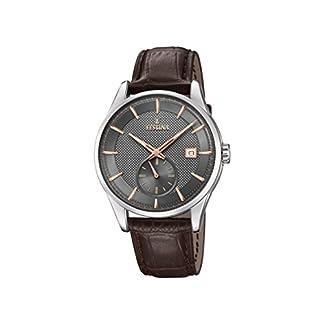 Festina Reloj Análogo clásico para Hombre de Cuarzo con Correa en Cuero F20277/3