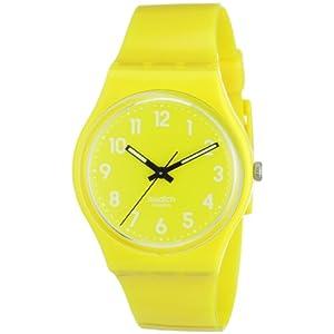 Swatch Colour Code Coll. LEMON TIME GJ128 - Orologio unisex