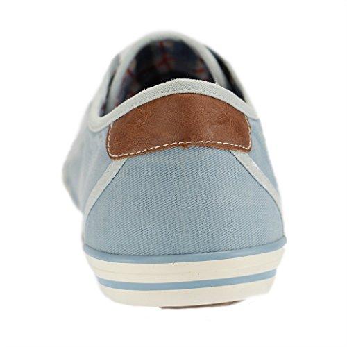 Mustang 1099-401-2 - Pantofola da donna Blau (Pastellblau 832)