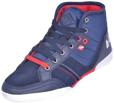 Lee Cooper Men's Navy Mesh Running Shoes (LC3516) - 10UK/India (44EU)