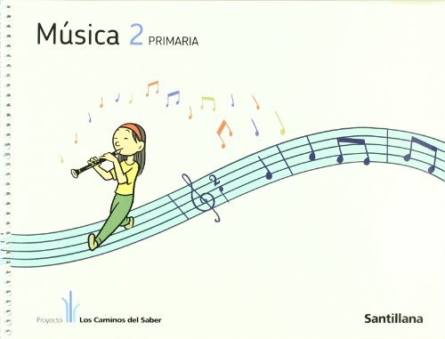 MUSICA + CD 2 PRIMARIA - 9788468001326 por Vv.Aa.
