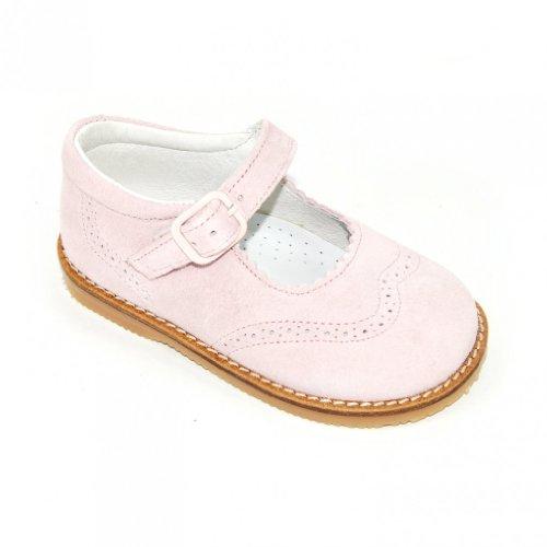 Boni Lea - Chaussures fille premiers pas Rose