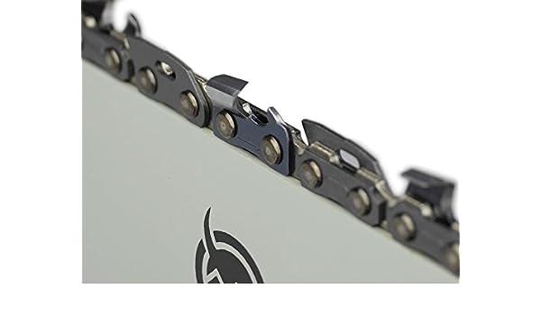 """3//8/""""PM 52TG 1,1mm passend für Makita UC3541A Halbmeißel 35cm Sägenspezi Kette"""