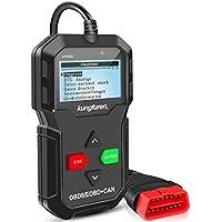 kungfuren OBD2 Diagnosegerät Universal USB Kabel Automotor Fehler-Code Scanner Diagnose Scan Werkzeug für alle OBDII Protokoll