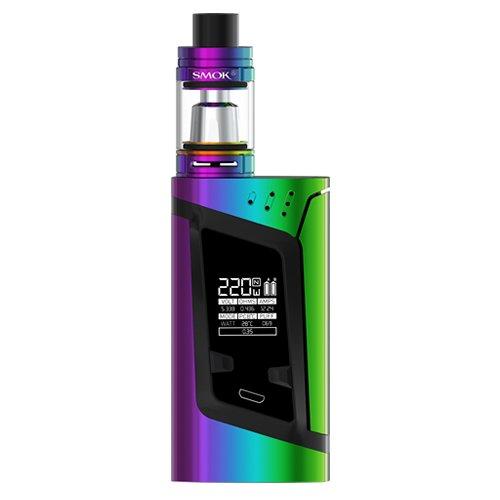 AUTÉNTICO SMOK ALIEN KIT 220W Cigarrillo electrónico 2mL (A Todo Color) Sin Tabaco - Sin Nicotina