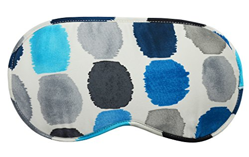 mssilk-blue-dots-breathable-pure-silk-sleep-eye-mask-with-brocade-pouch-and-earplugs-gift-set