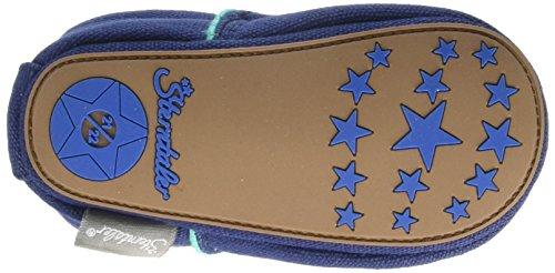 Sterntaler Unisex Baby Krabbelschuhe Blau (marine 300)
