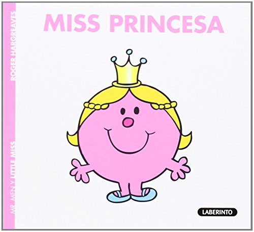Miss Princesa (Mr. Men y Little Miss) por Roger Hargreaves