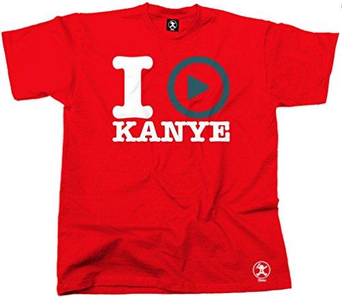 Dibbs Clothing Herren T-Shirt Rot