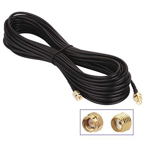 TOOHUI® Cable de Extensión de Antena SMA