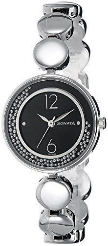 41u37Np1vxL - Sonata 8136SM04 Women watch