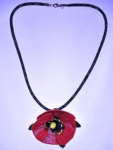 Collana Punto Ago - Necklace Needle Lace