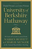 Will there ever be another investing book like this? It's unlikely.                   University of Berkshire Hathaway       is a remarkable retelling of the lessons, wisdom, and investment strategies handed down personally from Warren Buffe...