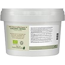 Coco Refinado BIO Sólido - Aceite Vegetal Prensado en Frío 100% Puro - Certificado Ecológico - 500g