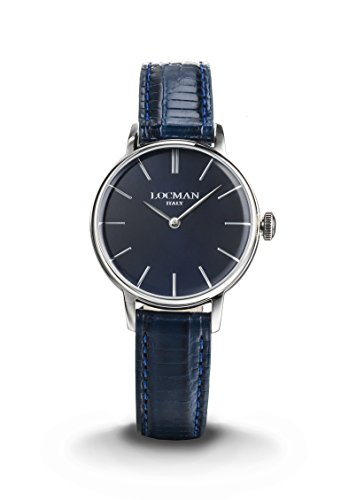 Reloj de Mujer de 1960 Referencia 253 0253A02A-00BLNKPB-Locman