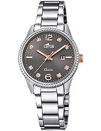 Lotus Classic 18302/4 Reloj de Pulsera para mujeres muy elegante