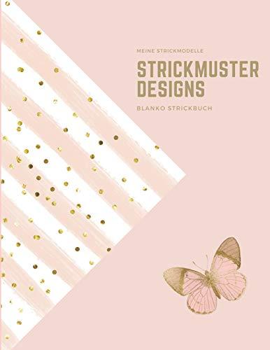 Meine Strickmodelle: Strickmuster Designs, Blanko Strickbuch, ()