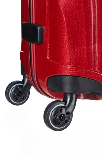 Samsonite Großer Trolley Cosmolite, Red, Spinner 75/28 FL, 94.0 Liter, 53451-1726 Red