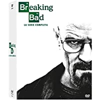 Breaking Bad Collection 1-6 (2018) (Box Set) (21 DVD) - Icon Edition