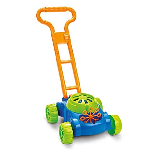 Addo - 322-12102 - Out & About - Bubble Mower - Kinderrasenmäher mit Seifenblasen-Funktion