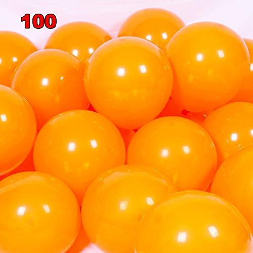 Verkauf Kostüm Ein Zum Art Von Einer - FreF 100 Stück Luftballons Schwarz Ballons Luftballon für Damen Herren Geburtstag Abschluss Halloween Party Deko,A