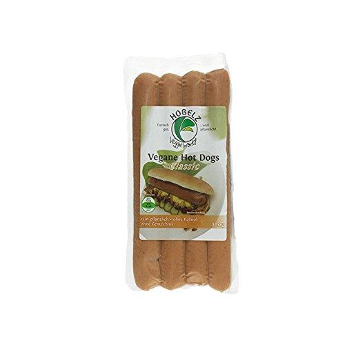 Hobelz Vegan Hot Dogs