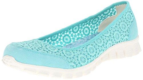 Skechers EZ Flex 2DE flightly Mujer Zapatillas, Color, Talla 37 EU