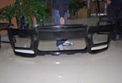bmw-x6-voiture-pare-chocs-avant-100-carbone