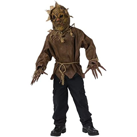 Morris Costumes Scarecrow Child 12-14 by Fun